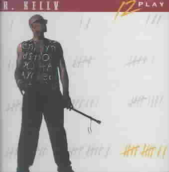 12 PLAY BY R. KELLY (CD)